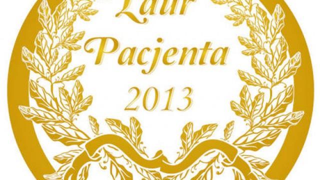 """""""Laur Pacjenta"""" jest nasz!"""